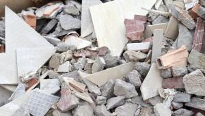 Rifiuti edili detriti macerie conferimento discarica sanremo